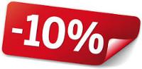 promo - 10%