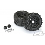 Pro-Line 10155-10 Koła Trencher HP 3.8 BELTED Removable Hex 17mm